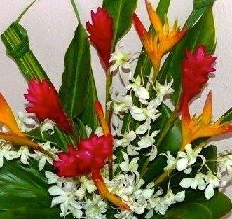 Kauai Garden   Fresh Bouquets